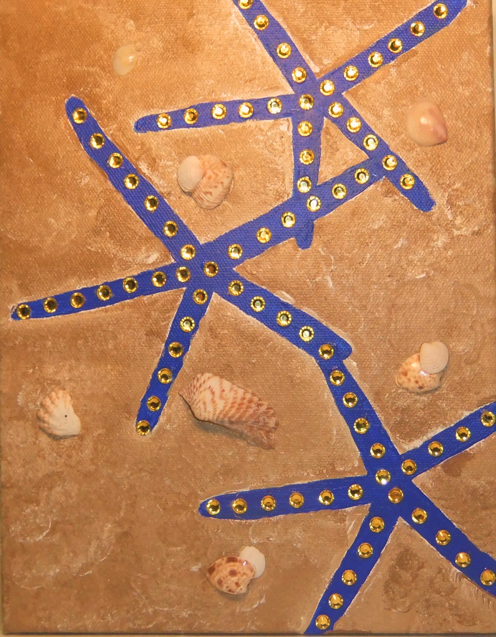 Blue-Star-Fish-9-x-12-1