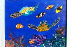 party beneath the sea