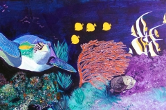 under the sea party 30 x 15