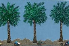 Palm Trees 15 x 30              $100